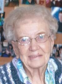 Edna B Daniels  19202018 avis de deces  NecroCanada