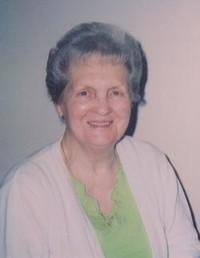 Isabel Isie Louise Moore  19232018 avis de deces  NecroCanada