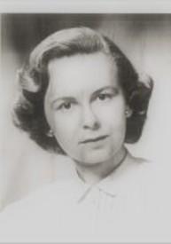 Rosemary G Irvine nee Grier  September 28 1926  September 17 2018 avis de deces  NecroCanada
