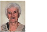 Gabrielle Turgeon Bourget  1929  2018 (89 ans) avis de deces  NecroCanada