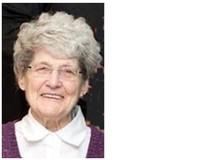 Mme Margot Gagne Duchesne  2018 avis de deces  NecroCanada