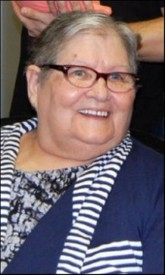 SAWYER Claire  1937  2018 avis de deces  NecroCanada