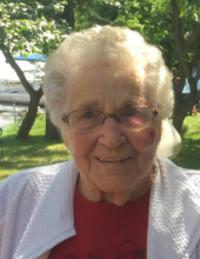 Margaret Elizabeth Pawsey  March 9 1923  October 4 2018 avis de deces  NecroCanada