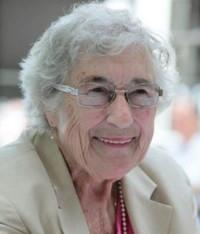 June Naomi Collins  February 26 1930  October 2 2018 avis de deces  NecroCanada
