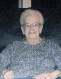 Sheila Lefebvre Nanton  November 6 1924  October 10 2018 avis de deces  NecroCanada