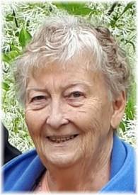 Frances Iona Macdonald  19372018 avis de deces  NecroCanada