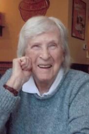 Jeannine Bourassa Nee Menard  14 octobre 1925