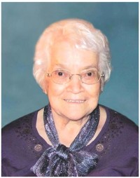 Mme Marguerite Blanchet Demers 1923-2018 avis de deces  NecroCanada