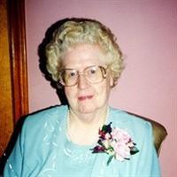 Mrs Eleanor Margaret Sproule  January 13 1920  October 24 2018 avis de deces  NecroCanada