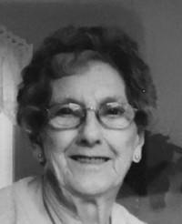 Olga Mae Stordy  2018 avis de deces  NecroCanada