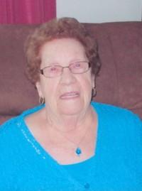 Phyllis Sullivan  October 5 1925 to October 26 2018 avis de deces  NecroCanada