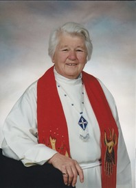 Rev Margaret Peg