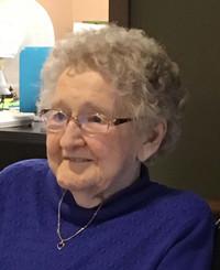 Thelma Read Piccott  April 9 1929  October 30 2018 (age 89) avis de deces  NecroCanada