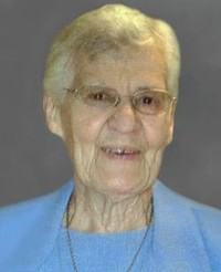 Sr Florence Cormier ndsc  19272018 avis de deces  NecroCanada