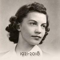 Dorothy Muirhead  June 5 1921  November 2 2018 (age 97) avis de deces  NecroCanada