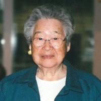 SHIRAI Toshiko  January 30 1919 — November 1 2018 avis de deces  NecroCanada