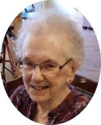 Edna Pearl Bunnie Tarrant  19332018 avis de deces  NecroCanada
