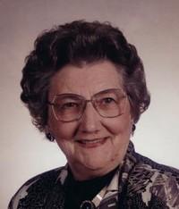 Mary Reta Rooney  19202018 avis de deces  NecroCanada