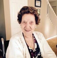 Anne Mary Zanusso  2018 avis de deces  NecroCanada