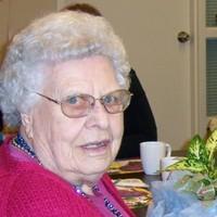 Evelyn Warriner  April 8 1923  November 15 2018 avis de deces  NecroCanada