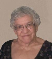 Irene Brick  November 13 2018 avis de deces  NecroCanada