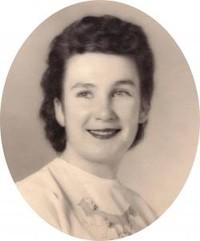 Ruth Blanche Dobson  19302018 avis de deces  NecroCanada