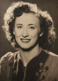 H Maureen Barry  19272018 avis de deces  NecroCanada