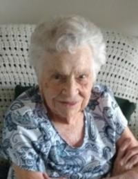 Lorna Smith  August 16 1918  November 15 2018 avis de deces  NecroCanada