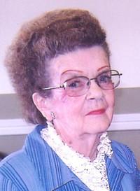 Mary Bengert  2018 avis de deces  NecroCanada