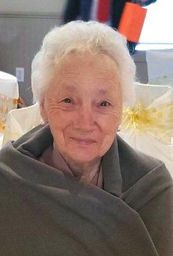 Margaret Geraldine Martina Jerry Cornford  2018 avis de deces  NecroCanada