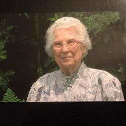 Ethel May Hamilton  2018 avis de deces  NecroCanada