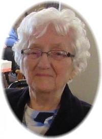 Anita Eugenie Potter  19212018 avis de deces  NecroCanada