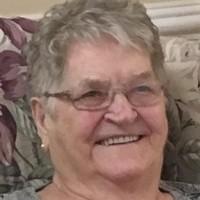 Minnie Beulah Osmond nee Hewitt  August 6 1922  December 3 2018 avis de deces  NecroCanada