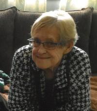 Gladys Louise Gabitous Borneman  September 29 1941 –