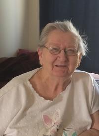 Eleanor Wright  2018 avis de deces  NecroCanada
