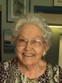 Ruth Leora Cook  2018 avis de deces  NecroCanada
