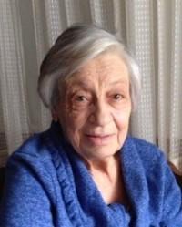 Luisa Bendetti nee Martinis  2018 avis de deces  NecroCanada