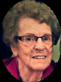 Mildred Curtis  1935  2018 avis de deces  NecroCanada
