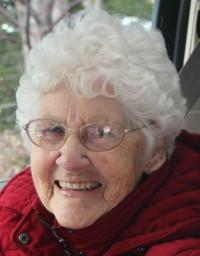 Phyllis May Janes Whitten  May 31 1924 to December 6 2018 avis de deces  NecroCanada