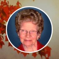 Esther Shirley Plitz  2018 avis de deces  NecroCanada