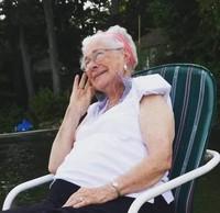 Wilhelmina Minnie Margaret McCabe  2018 avis de deces  NecroCanada