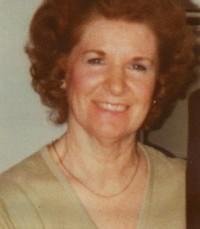 Jeanne Marie Paradis Bonin  October 14 1920 –