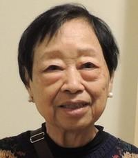 Yung Ying Lui  September 11 1930 –