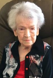 Yvonne Hamel Valois  1923  2018 avis de deces  NecroCanada