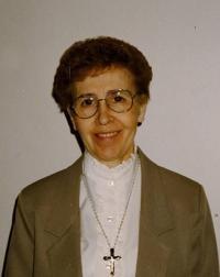 Sister Carmen Lucille Marquis  of St. Albert