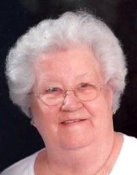 Norma Virginia Kennedy  2018 avis de deces  NecroCanada