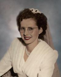 Katherine Kay Burrell Maiden Mulyk  of Edmonton AB