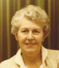 Bessie Ann Jarrett  August 19 1926 –