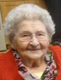 Mildred Veronica Gavel  19182018 avis de deces  NecroCanada