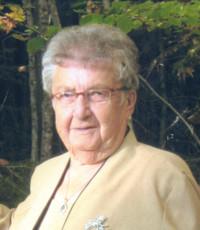 Denise Huard  17 septembre 1930 – 12 décembre 2018